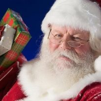 Ho Ho Ho!  Santa brings you daily Santa-tainment news!