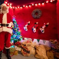 Hospice plans to kick start Christmas!