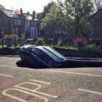 Sinking Feeling in Charlton