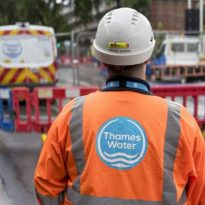 12-inch burst water pipe caused delays in Bromley