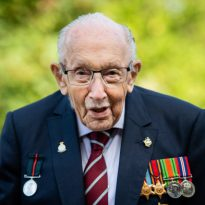 Tributes pour in as Captain Sir Tom Moore sadly dies