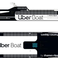 Thames Clippers to become Uber Boat