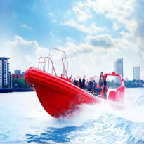 Win a Family Ticket for a Thames Rockets Adventure!