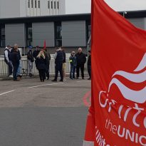 Woolwich Ferry Workers On Strike