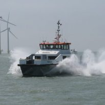 Wind Power in the Thames Estuary