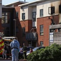 Woolwich Arson Victim Was Due to Leave