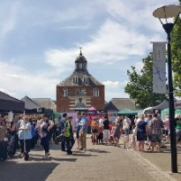 A Showcase of Local Produce at Woolwich Farmers' Market