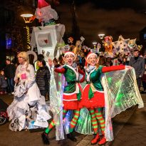 Get ready for the Royal Greenwich Christmas Crackers