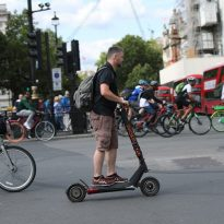 Greenwich Council warn of fines for using e-scooters