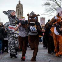 London Pantomime Horse Race 2019